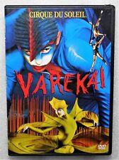 GOOD Cond. Cirque du Soleil - Varekai 2003 Widescreen 2-DVD Toronto Performance