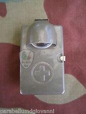 Torcia elettrica tedesca, pila, lanterna, taschenlampe, flashlight, Wehrmacht
