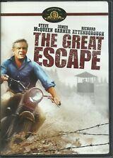The Great Escape (Dvd, 2006) Steve McQueen, James Garner