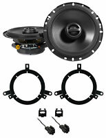 "Alpine S 6.5"" Front Factory Speaker Replacement Kit For 2002-2006 Dodge Neon"