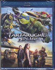Blu-ray **TARTARUGHE NINJA ♦ FUORI DALL'OMBRA** nuovo 2016
