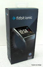 **NEW SEALED**Fitbit Ionic Smartwatch, Charcoal/Smoke Grey