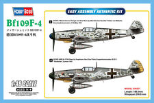Hobby Boss 1/48 Bf 109F-4 Easy Assembly #81749 *new release*