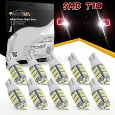 10 Pure White T10/921/194 RV Trailer 42-SMD 12V Backup Reverse LED Lights Bulbs