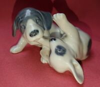 Royal Copenhagen Pointer Puppy Figurine Model 453