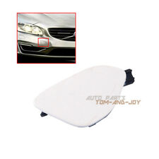 Unpainted FRONT LOWER BUMPER TOW HOOK COVER for Volvo S60 2014-2016