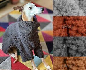 Teddy Bear Fleece Pjs Italian Greyhound, Whippets & Greyhound