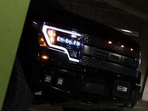 2009-2014 Ford F-150 and Raptor: MORIMOTO XB LED HEADLIGHTS