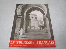 REVUE LE TOURISME PRATIQUE DE L EST REPUBLICAIN N° 65 hiver printemps 1934 1935*