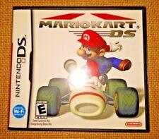 MarioKart DS (Nintendo DS, 2005) - COMPLETE