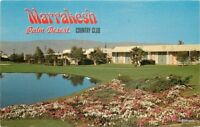 1960s Coachella California Marrakesh Country Club Palm Desert Crocker 10482