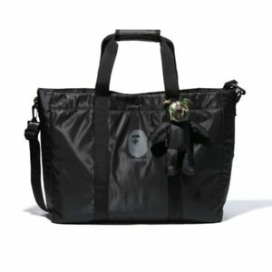 2019 A BATHING APE BAPE Monkey Head Shoulder Bag Travel Tote Bags Handbag