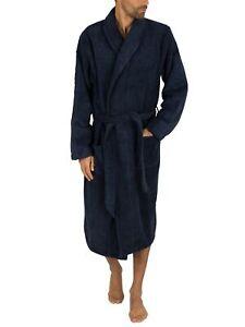 Calvin Klein Men's Robe, Blue