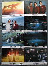 Star Trek  Zurück in die Gegenwart Kino Aushangfotos - Lobby Cards