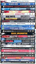 Multi-Movie DVD's! DVD's w/ more than 1 movie on DVD! YOU PICK! Updated 3/1/21