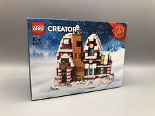 LEGO® Creator 40337 Mini Lebkuchenhaus Set OVP & versiegelt -- NEU -- SELTEN
