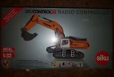 Siku Control liebherr r980 raubenbagger ovp (Originalverpackung ohne bagger)