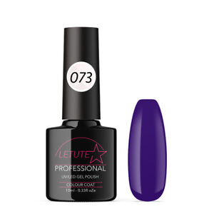 073 LETUTE™ Bilberry Soak Off UV/LED Nail Gel Polish