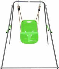 Lifespan Kids PEBOBCAT2 Bobcat Foldable Baby Metal Swing Set