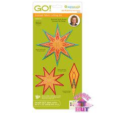 Accuquilt GO! Fabric Cutter Die Star 8 Point Sarah Vedeler Quilting Sew 55315