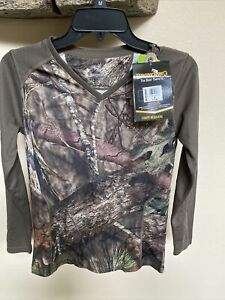 Browning Mossy Oak Long Sleeve Camo SMALL with Silvadur Odor Protection $59.99