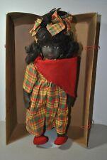 Vintage Lenci Felt Doll !