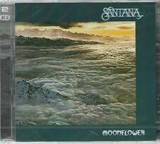 2 CD (NEU!) . SANTANA - Moonflower (incl 3 Bonustracks / She's not there mkmbh