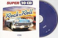 CD CARTONNE CARDSLEEVE ROCK N ROLL 15T COCHRAN/PRESLEY/HOLLY/BERRY/PRICE/DIDDLEY
