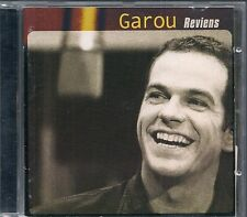 CD ALBUM 16 TITRES--GAROU--REVIENS--2003