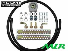 MOCAL OIL COOLER FITTING KIT FOCUS FIESTA ZETEC RS TURBO ZVH 3/4UNF M20 M18 IK0