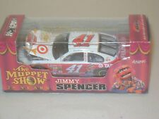 NASCAR `02 ACTION / RCCA COLLECTABLES JIMMY SPENCER #41 TARGET/ MUPPETS 1:64 MIB