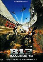 DVD *** BANLIEUE 13 *** neuf sous blister