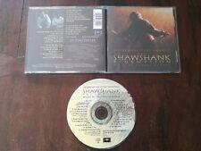 The Shawshank Redemption Ost/ Le Ali della Liberta' Thomas Newman Cd Eccellente