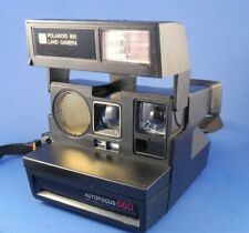 POLAROID AUTOFOCUS 660 INSTANT CAMERA.  WORKING.