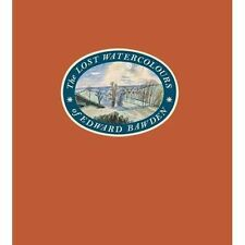 The Lost Watercolours of Edward Bawden, Mainstone, Tim, Stewart, Andrew, James R
