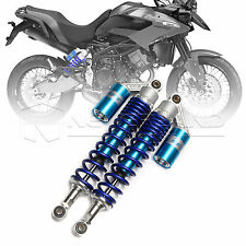"15 3/4"" 400mm Amortisseurs Pour Moto Yamaha YFZ 450 Raptor 700 660 Banshee Bleu"