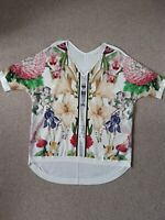 Ted Baker Woman Saidy Cream Floral Knited Top Size M/L NWOT