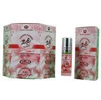 Genuine Al Rehab Cherry Flower 6 x 6ml Oil Perfume Fragrance RollOn Alcohol Free