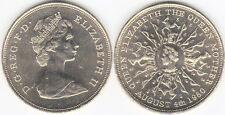 La reina Isabel la Reina Madre 80th Cumpleaños Ago 4th 1980 Coleccionistas Moneda