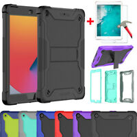 """For iPad 9.7"""" 6th Generation 2018/5th Gen 2017 Case Stand Cover+Screen Protector"""