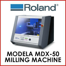 MILLING MACHINE ROLAND- Roland MDX50 - FREE DELIVERY - NEW - PROTECH CNC