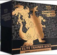 Pokémon Champion's Path Elite Trainer Box Rare New & Sealed 🚚FAST & FREE P&P🚚