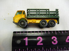 Vintage Lesney Matchbox Dodge Stake Truck No. 4-PIECE OF PLASTIC BROKEN OFF TAIL