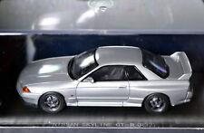 1:43 Ebbro [Japan] Nissan Skyline GT-R R32 [Silver] - NEW/Sealed/Rare