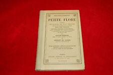 G.Bonnier & G.De Layens - petite flore - plantes - 898 figures - bon état