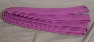 Vintage Purple Belt Karate Taekwondo g50