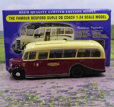 Original Classics Bedford Duple OB Coach - British Rail 1:24 scale Diecast boxed