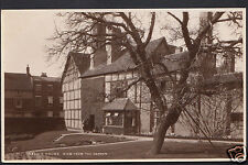 Warwickshire Postcard - Nash's House, View From The Garden   A9615