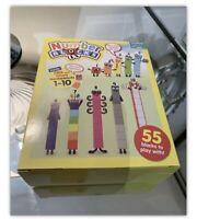Numberblocks Cbeebies 1-20 toys Number Blocks christmas 3 with magazines gift