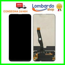 DISPLAY LCD HUAWEI P SMART Z STK-LX1 STK-LX2 STK-L21 TOUCH SCREEN VETRO NERO